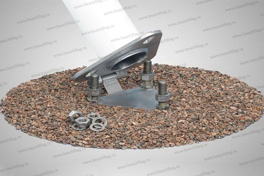 fiberglas anker-ploča