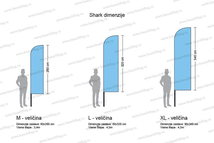 shark dimeznije